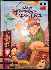 Disney S The Hunchback Of Notre Dame 1996 Hardcover Ebay