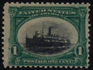 1901-Sc-294-Pan-American-1c-MNH-CV-40