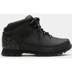 Timberland-Euro-Sprint-Tectuff-Leather-Black-N200-0A21BA-Mens-Boots-All-Sizes