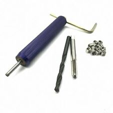 M3 X 05 Helicoil Thread Repair Kit Drill And Tap Insertion Tool Tap1