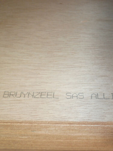 "Okoume BS1088 Marine Grade Plywood 6mmX24/""X48/"""