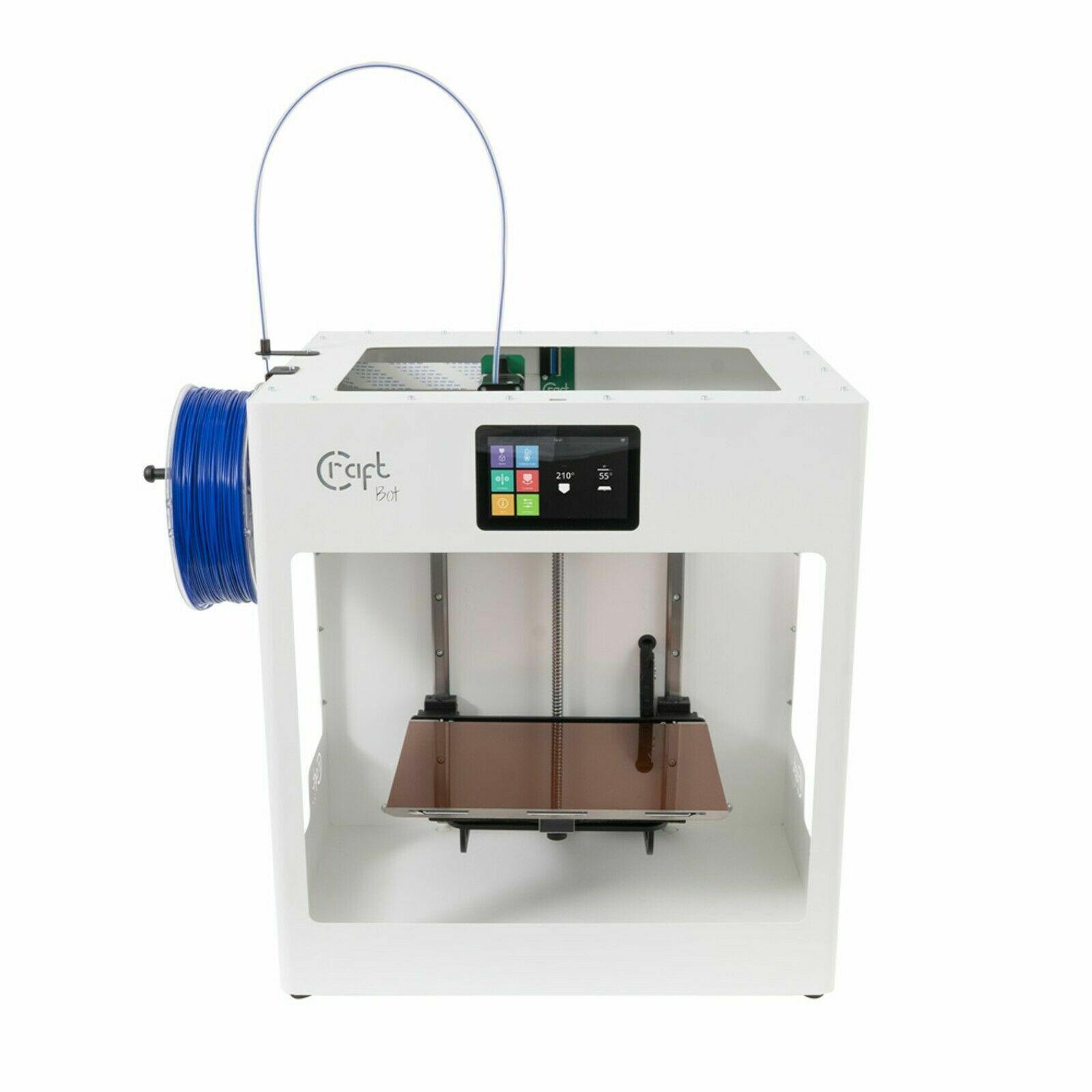 3D Printer craftunique craftbot Flow