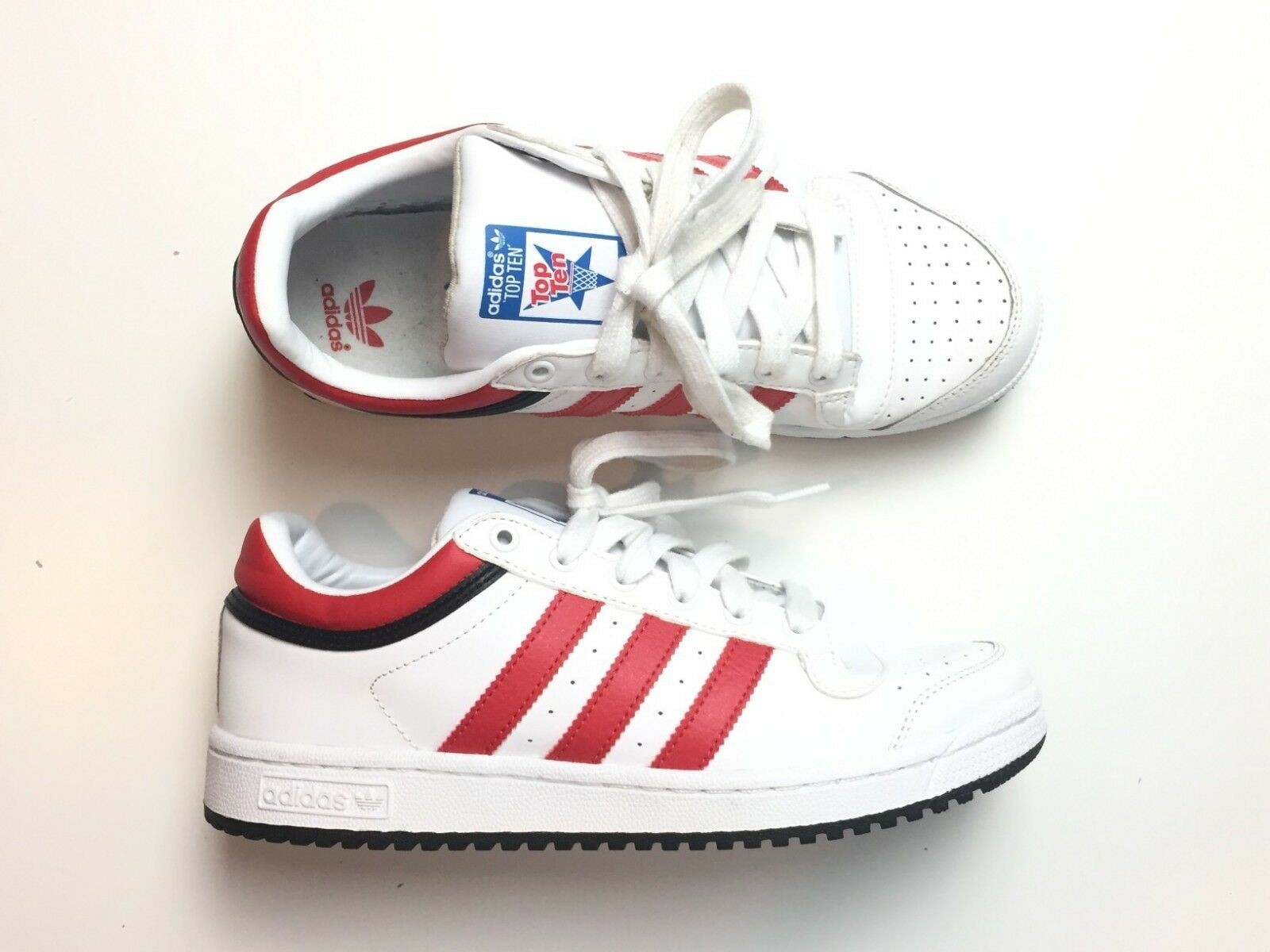 Adidas top ten lo shoes size 6.5 Cheap and beautiful fashion