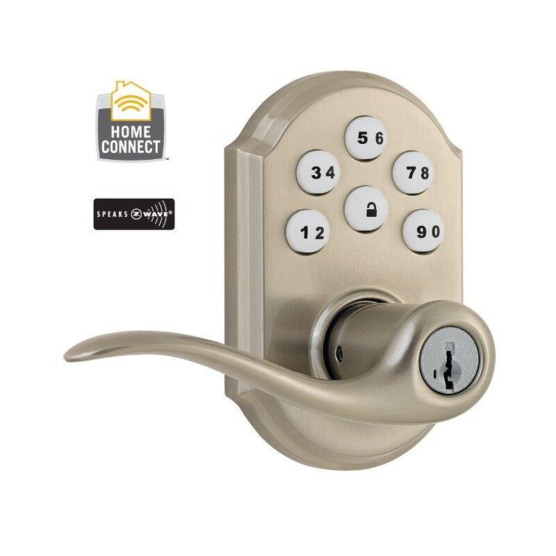 Kwikset 910 Or 912 Smartcode Home Connect Z Wave Deadbolt