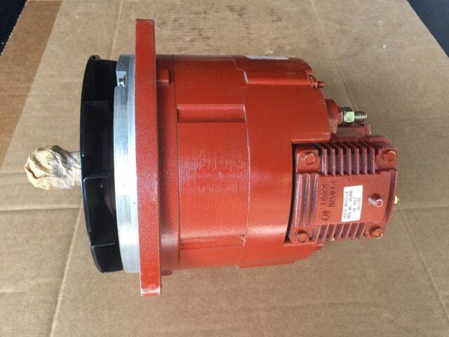 New Detroit Diesel Leece Neville 65 Amp 24 Volt Alternator