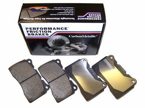PFC Z-Rated Front Brake Pads fits Mitsubishi Evo 5-9 Impreza WRX STi 350Z