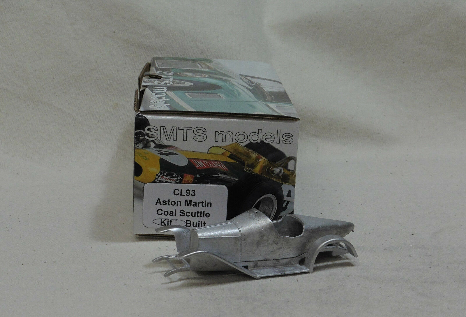 1 43 CL93 Aston Martin coal scuttle Kit by SMTS