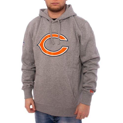 New Era NFL Chicago Bears Hoodie Herren Sweater grau 35200