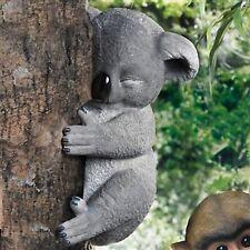 BRAND NEW KOALA TREE CLIMBER GARDEN ORNAMENT