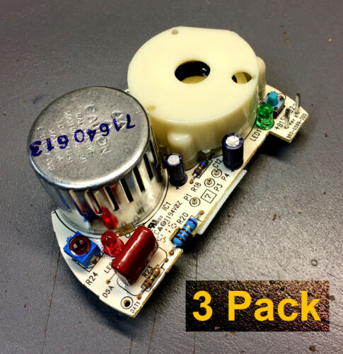 Lot of 3 BRK9120B Smoke Detector Module