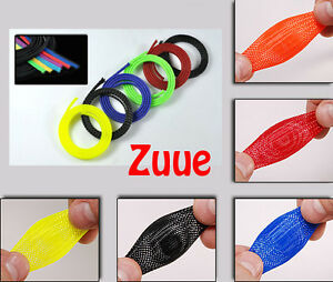 MESH-SLEEVING-WIRE-CABLE-TIDY-GUARD-SEVERAL-COLOURS-amp-DIAMETERS-RC-QUAD-FPV