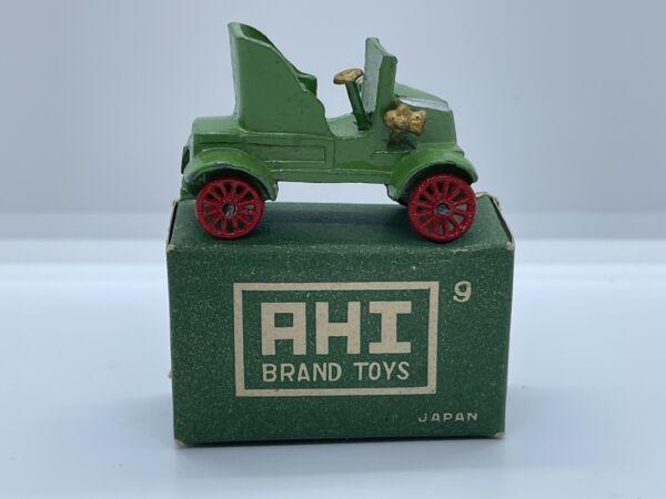 Vintage 1950鈥檚 Japan AHI TOYS Miniature 1903 Rambler W/Box