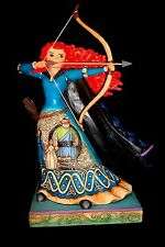 Jim Shore Disney Traditions, Merida Brave Princess, Gown Collection