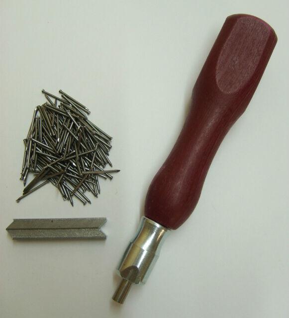 FrameCo Ezy-Framer. Picture Framing Tool For Inserting V-Nails & Backing Nails.