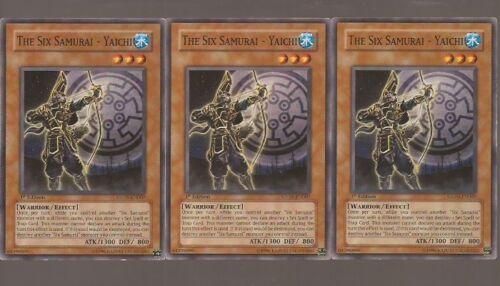 Choose Your Own Six Samurai Deck Building Cards Yugioh Cards