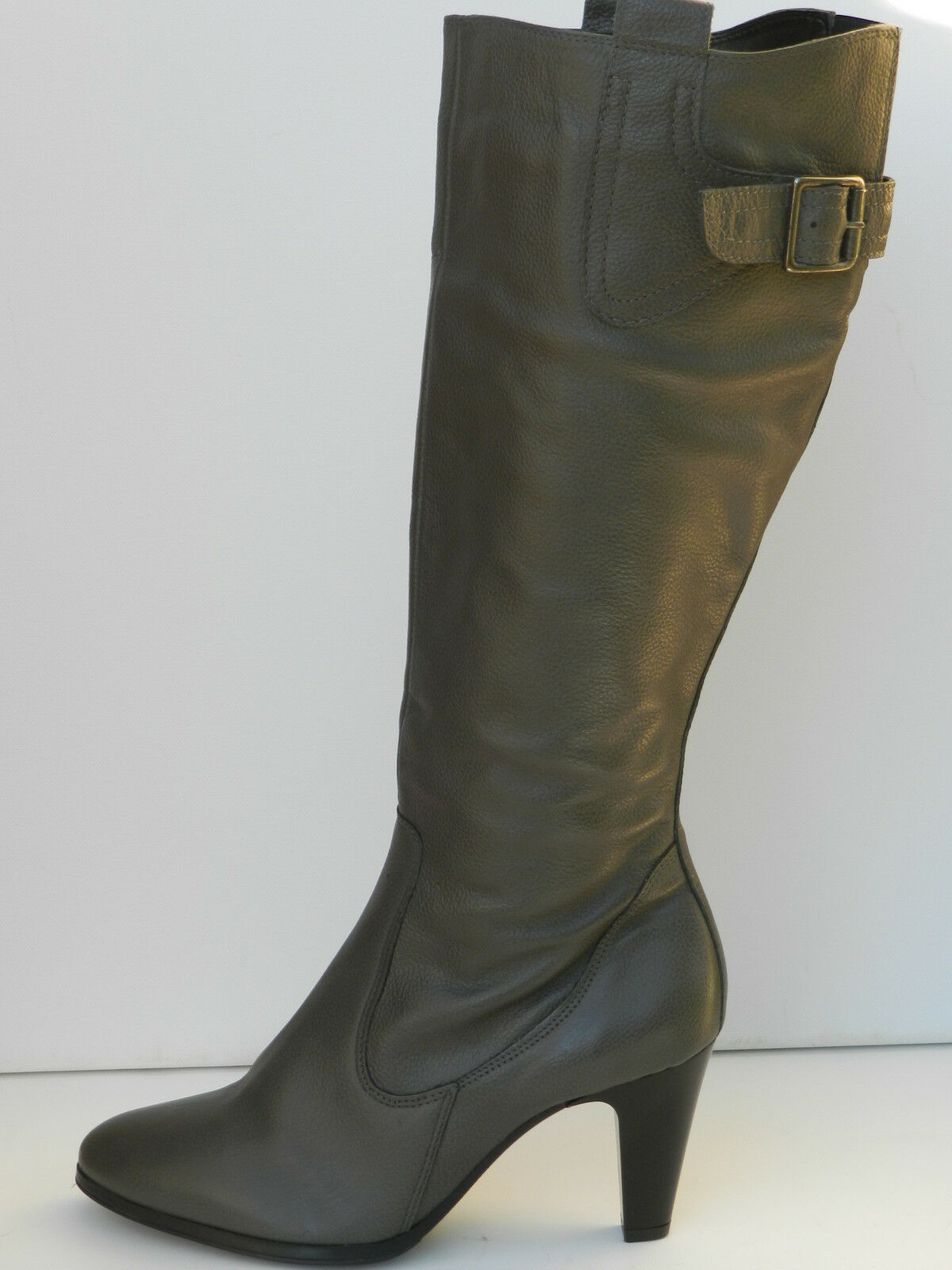 M&S Chaussures Femme 40,5 Bottes Marks and Spencer Tall bottes Montantes UK7 Neuf