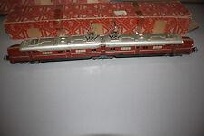 Märklin DL 800 Doppellokomotive braun Spur H0 OVP