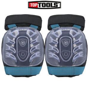 Makita E-05658 Blue Collection Heavy Duty Gel Knee Pads