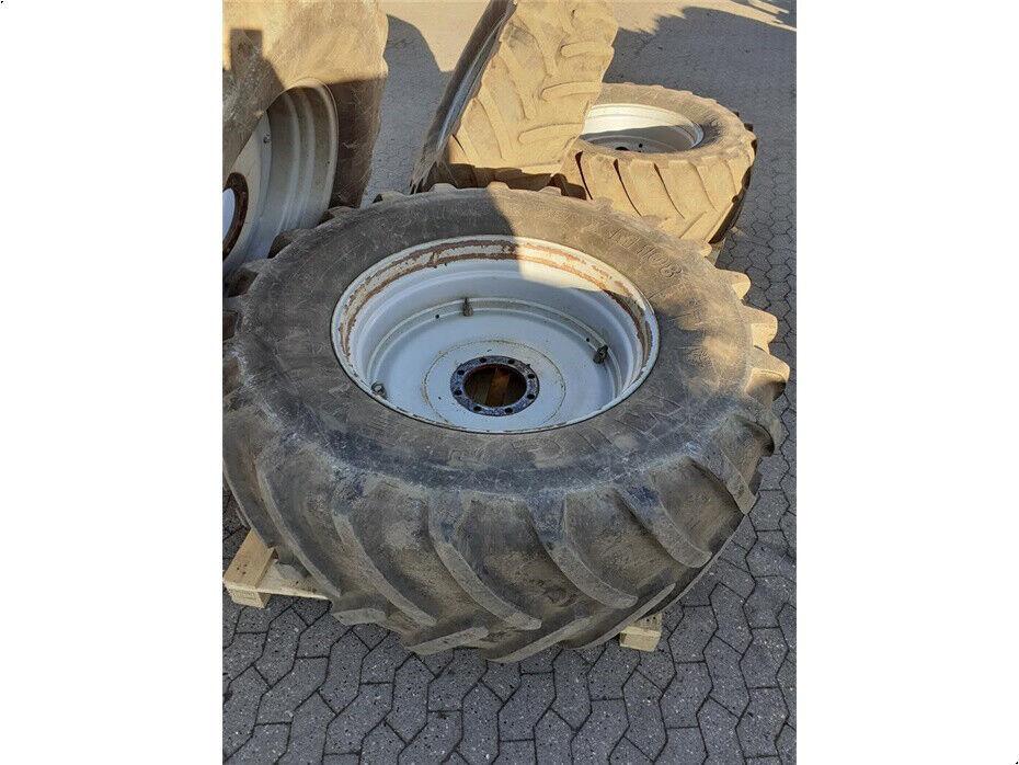Komplethjul Michelin 540/65R28 & 650/65R38 xm108