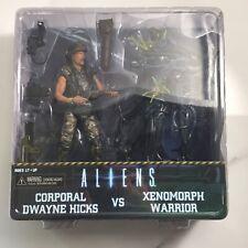 "Alien Aliens Xenomorph 12/"" inch figure de VS Hicks Marines Ruche Kenner Hasbro"