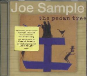 JOE-SAMPLE-The-pecan-tree-2002-CD