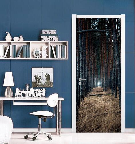 3D Holz 70 Tür Wandmalerei Wandaufkleber Aufkleber AJ WALLPAPER DE Kyra