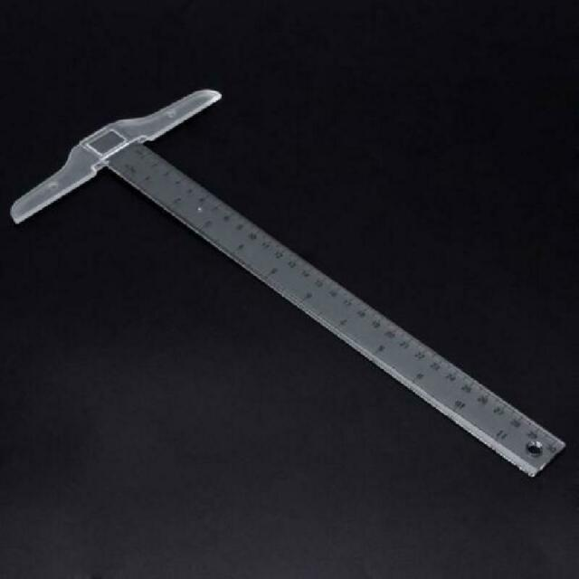 12 Opaque 30cm Westcott Metric//Inch Ruler M-109