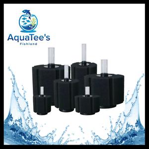 AQUATEE-XY180-SPONGE-FILTER-FISH-TANK-WATER-PUMP-NANO-MARINE-OXYGEN-SUBMERSIBLE