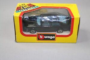 ZC1225-Bburago-Burago-4101-Voiture-miniature-1-43-Saab-900-Turbo-Noir