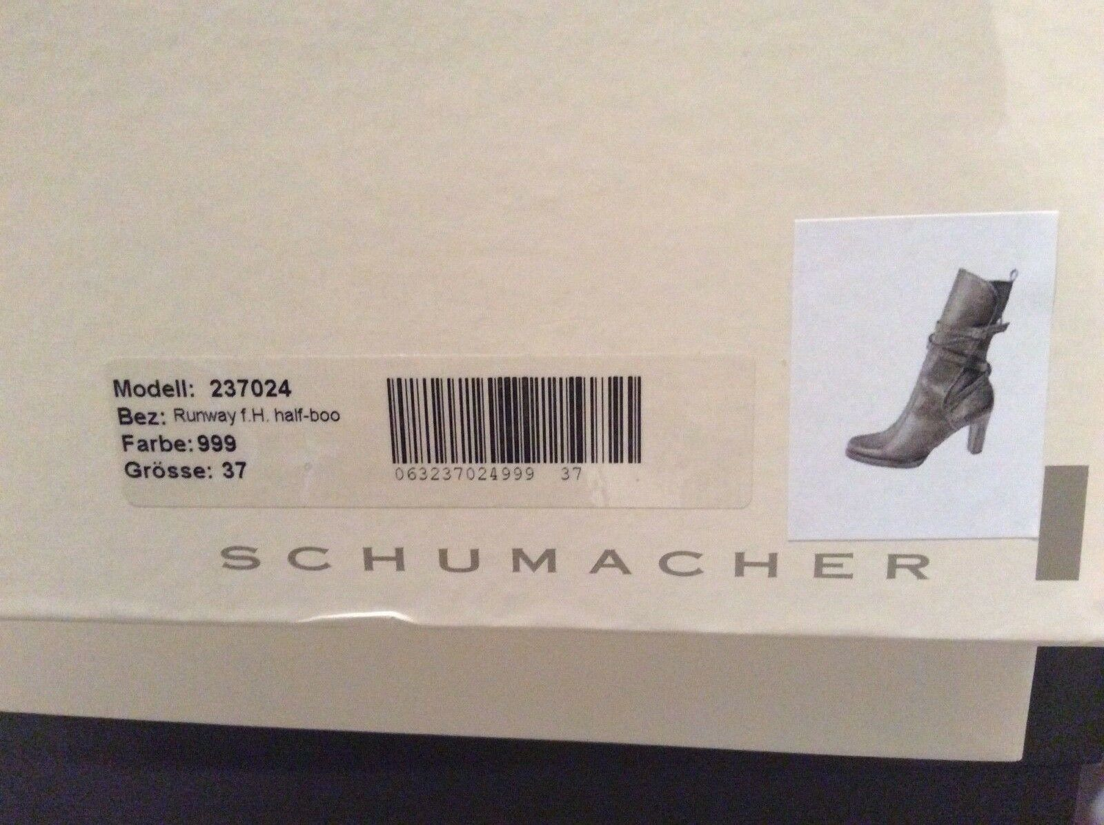 Dorothee SCHUMACHER -  Schuhe / Stiefeletten - schwarz - Chic