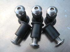 Screen Bolt Kit,stainless steel bolts, 6 bolts, for Yamaha FZ1 1000  Fazer
