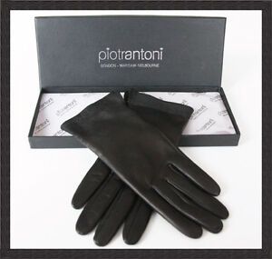 Ladies-Gloves-Soft-Leather-Silk-Lined-for-warmth