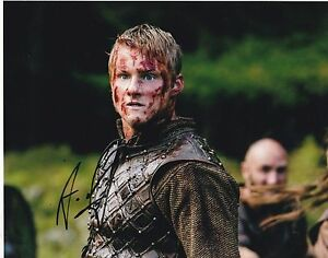 ALEXANDER-LUDWIG-SIGNED-8X10-PHOTO-AUTHENTIC-AUTOGRAPH-VIKINGS-HUNGER-GAMES-B