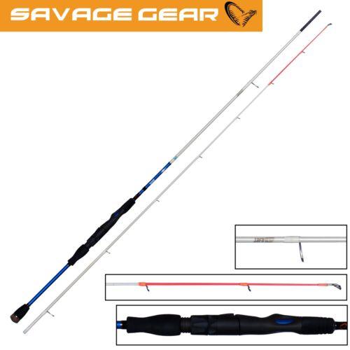 Savage Gear Salt 1DFR Ultra Light 218cm 8-18g Spinnrute Leichte Meeresrute