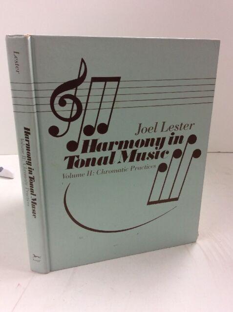 Harmony in Tonal Music Vol. 2: Chromatic Practices Joel ...
