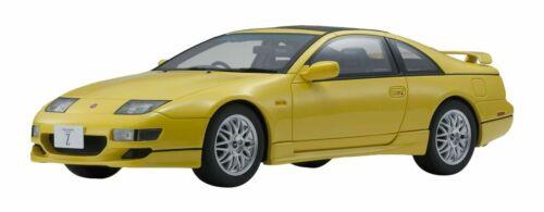 NISSAN FAIRLADY Z VERSION R 2BY2 RHD YELLOW 1//18 MODEL CAR BY KYOSHO KSR 18028 Y