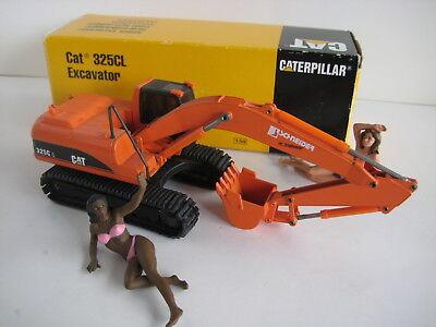 Intellective Caterpillar 325 Cl Escavatore Profondamente Cucchiaio Schneider #515 Nzg 1:50 Ovp-mostra Il Titolo Originale