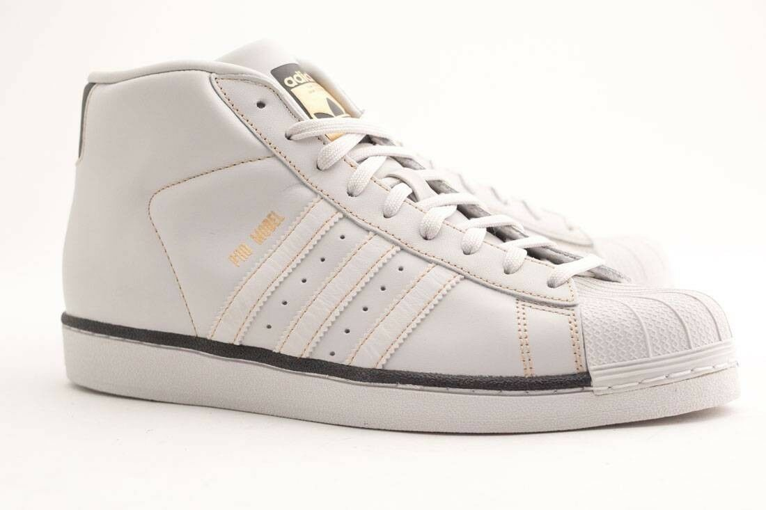 BY4174 Adidas hommes Pro Model  Blanc