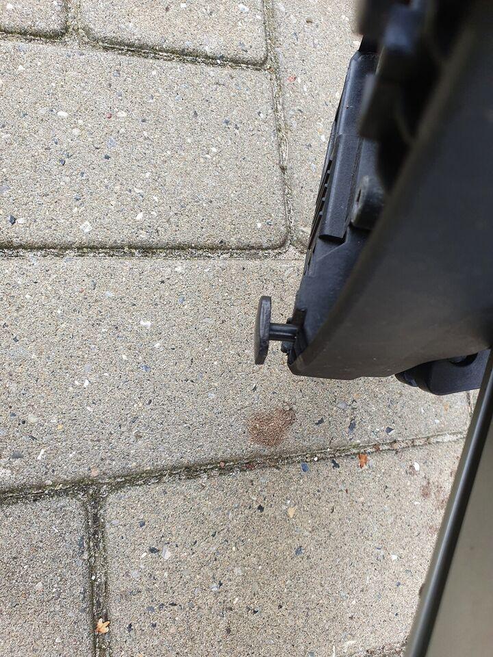 Cykelholder, Thule proride, 2 stk