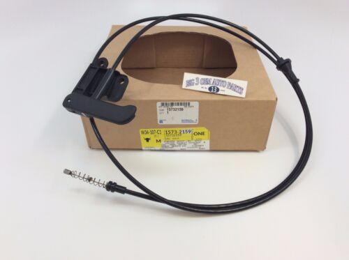Chevrolet S-10 Blazer GMC Sonoma Primary Hood Latch Release CABLE W// Handle OEM