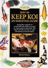 How to Keep Koi: An Essential Guide by David Twigg (Hardback, 2000)