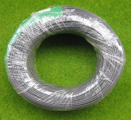 DX012GR Neu 100m Kabel Litze 0,12mm² 1A grau 1Rolle 7//0.15 26AWG