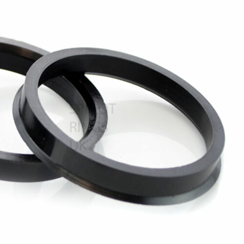 60.1mm Ruota DISTANZIALE Lega Ruota Hub Centric NUOVA MERC AUDI RUBINETTO RING 66.6mm