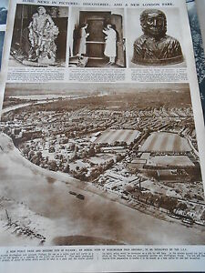 Home-News-in-Pictures-And-a-new-London-Park-1946-Print-Article