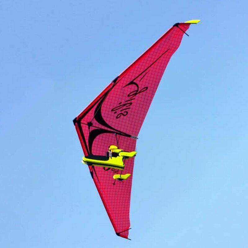 al prezzo più basso Punkair Rc - 24  Agilis Hang Hang Hang Glider RFT 2.4g - rosso  migliore marca