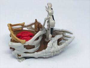 Fisher-Price-Imaginext-Billy-Bones-Skeleton-Pirate-Ship-Boat-RARE-VHTF-TESTED