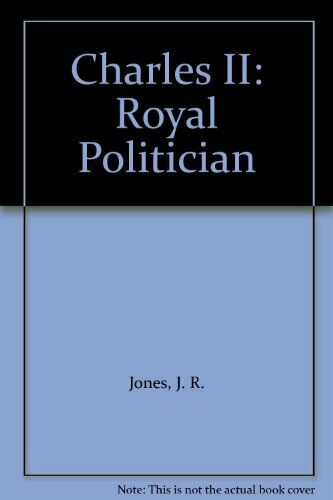 Charles II by Jones, J. R. Hardback Book The Fast Free Shipping