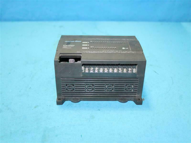 LG K7M-DR30S K7MDR30S PLC w  missing cover