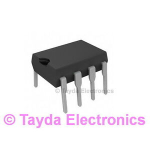 Details about 5 x TL082 TL082CN J-FET DUAL OP-AMP IC - FREE SHIPPING
