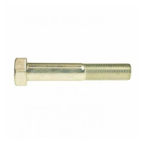 DIN 960 Sechskantschraube mit Schaft 10.9 galv. Feingewinde M 16 x 100 x 1,5